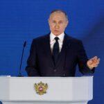 بوتين: روسيا سترسم «خطا أحمر» في علاقاتها مع الآخرين
