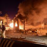 مقتل 5 في تفجير انتحاري بفندق كبير في باكستان
