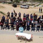 4 وفيات و142 إصابة جديدة بكورونا في قطاع غزة