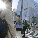 عدد المواليد ينخفض لرقم قياسي في اليابان