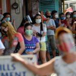 الفلبين تسجل أكثر من مليون إصابة بفيروس كورونا منذ بدء الجائحة