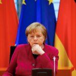 ميركل تدعو لاستئناف الحوار بشأن حقوق الإنسان مع الصين