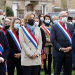 صور| فرنسا تكرم شرطية ضحية هجوم إرهابي