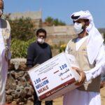 وصول طائرة مساعدات إماراتية إلى السودان