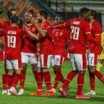 الأهلي المصري يتعادل مع المريخ السوداني ويضمن التأهل