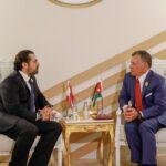 رئيس الوزراء اللبناني المكلف يعبر عن تضامنه مع الأردن