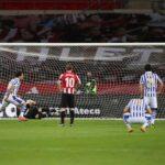 ريال سوسييداد يحرز اللقب بفوزه على أتلتيك بلباو