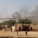 نزوح المواطنين بعد اشتباكات قبلية بالأسلحة الثقيلة غربي السودان