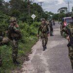 الجيش الفنزويلي يتكبد قتلى وجرحى في قتال على الحدود مع كولومبيا