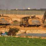 توغل آليات عسكرية إسرائيلية جنوب قطاع غزة