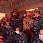صور   قائد القوات البحرية المصرية يلتقي قائد الأسطول الخامس الأمريكي