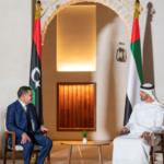 الشيخ محمد بن زايد: ثقتنا كبيرة في قدرة الليبيين على تجاوز التحديات الحالية
