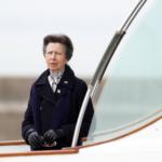 الأميرة البريطانية آن تظهر علنا للمرة الأولى منذ وفاة والدها الأمير فيليب