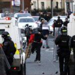 حجارة وزجاجات حارقة في أعمال عنف أشعلها بريكست في بلفاست