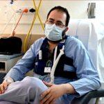 قلب جديد وطفل جديد في يوم واحد لإسباني كان مهددا بالموت