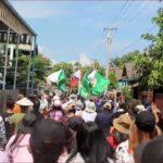 قوات الأمن في ميانمار قتلت أكثر من 80 متظاهرا