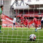 هدف قاتل لألكسندر أرنولد يهدي ليفربول الفوز 2-1 على أستون فيلا