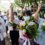 معارضو الانقلاب العسكري في ميانمار يشكلون حكومة وحدة وطنية