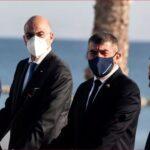 كورونا وسوريا وليبيا.. أبرز قضايا محادثات قبرص