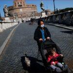 إيطاليا تسجل 429 وفاة جديدة بكورونا و15943 إصابة