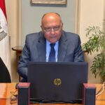 وزير الخارجية المصري يُجري مشاورات سياسية مع نظيره المغربي