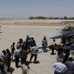 العراق يتوعد منفذي الهجوم الصاروخي على قاعدة بلد الجوية