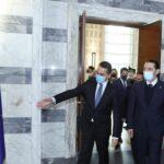 الحريري يجري مباحثات مع رئيس وزراء إيطاليا