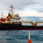 4 قتلى و9 مفقودين إثر جنوح سفينة شحن في الفلبين
