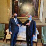 المالكي يدعو بريطانيا لضمان إجراء الانتخابات في القدس المحتلة