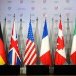 مجموعة الدول السبع تدعو روسيا لوقف استفزازاتها في أوكرانيا