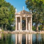 حديقة «فيلا بورغيزه» بإيطاليا.. أيقونة طبيعية تضج بالجمال