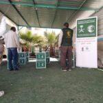 «الملك سلمان للإغاثة» و«الخيرية الهاشمية» يطلقان مشروع السلال الغذائية في فلسطين