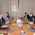 أزمات المنطقة على طاولة أبو الغيط ولافروف في الجامعة العربية