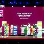 اللجنة المنظمة لبطولة كأس العرب تعلن جدول المبارايات
