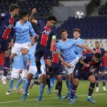مانشستر سيتي يصعّب موقف باريس سان جيرمان في إياب نصف نهائي دوري الأبطال
