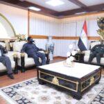 البرهان يشدد على ضرورة تأمين الحدود مع جنوب السودان