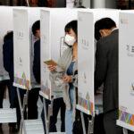هزيمة نكراء للحزب الحاكم في الانتخابات في كوريا الجنوبية