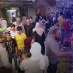 فلسطين.. أجواء رمضانية مميزة في البلدة العتيقة بالخليل