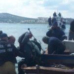 تحطم طائرة عسكرية تركية في البحر
