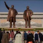 كوريا الشمالية تحيي ذكرى ميلاد مؤسسها كيم إيل سونج