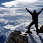 أول ضرير صيني يتسلق جبل إيفرست