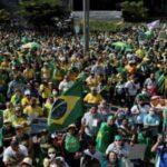 المظاهرات تجوب العاصمة البرازيلية احتجاجًا على عنف الشرطة