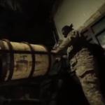 شاهد| لحظة إطلاق صواريخ «القاسم» على تحشيدات عسكرية إسرائيلية
