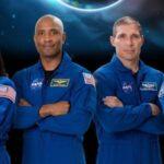 عودة أربعة رواد من محطة الفضاء الدولية في مركبة لـ«سبايس إكس»