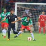 الوحدات يستعيد توازنه في الدوري الأردني