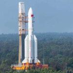 بعد أن أثار قلق العالم.. الصين تعلن سقوط حطام صاروخها الفضائي