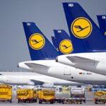 لوفتهانزا الألمانية تمدد تعليق رحلاتها إلى تل أبيب