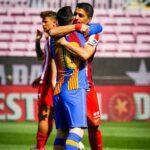 تعادل برشلونة وأتلتيكو يخدم ريال مدريد في الدوري الإسباني