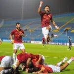 سيراميكا يكتسح بيراميدز والمحلة يخسر من الطلائع في الدوري المصري