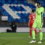 ريال مدريد يتعادل بصعوبة مع إشبيلة في الدوري الإسباني